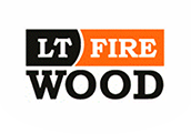 Wood store, firewood, pellets and briquettes