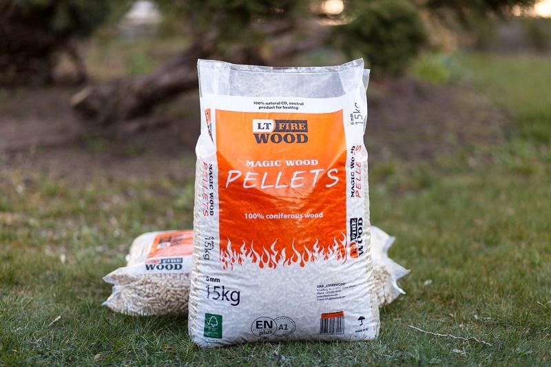 Granulés pellets ltfirewood