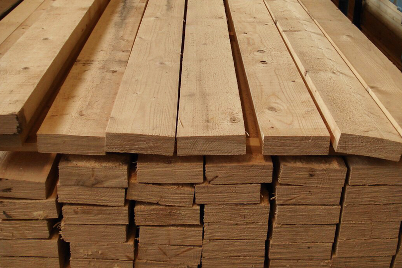 Sawn timber decking boards and wooden panels ltfirewood